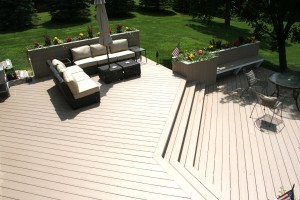 After Construction - Deck Remodel - Lee Ma.